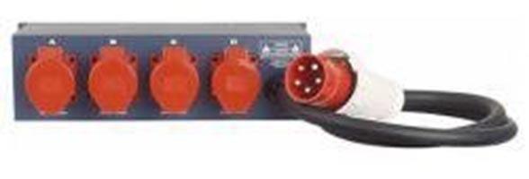 Armoire électrique 63A | Showtec