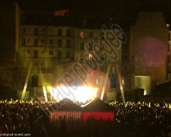 MK Prod & Event - Ezanville - Bal des pompiers 2014