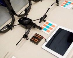 MK Prod & Event - Ezanville - Animation de drônes volants